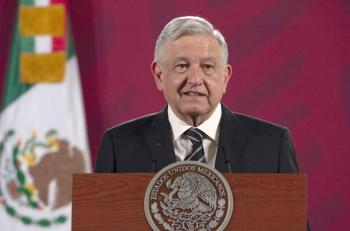 AMLO pide a los gobernadores dejar hipocresía y ver seguridad