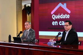 México llega a récord decontagios en un solo día