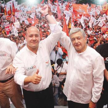 Ordena AMLO protección a Enrique Alfaro tras amenazas