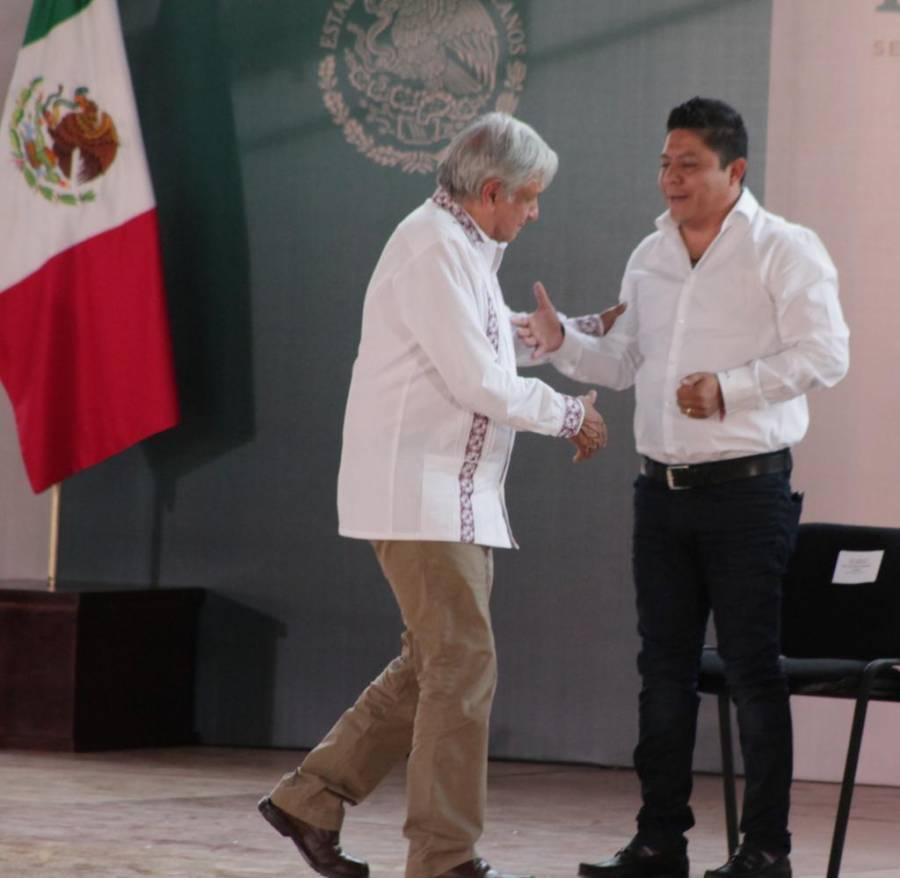 Ricardo Gallardo pide respeto para elecciones y AMLO