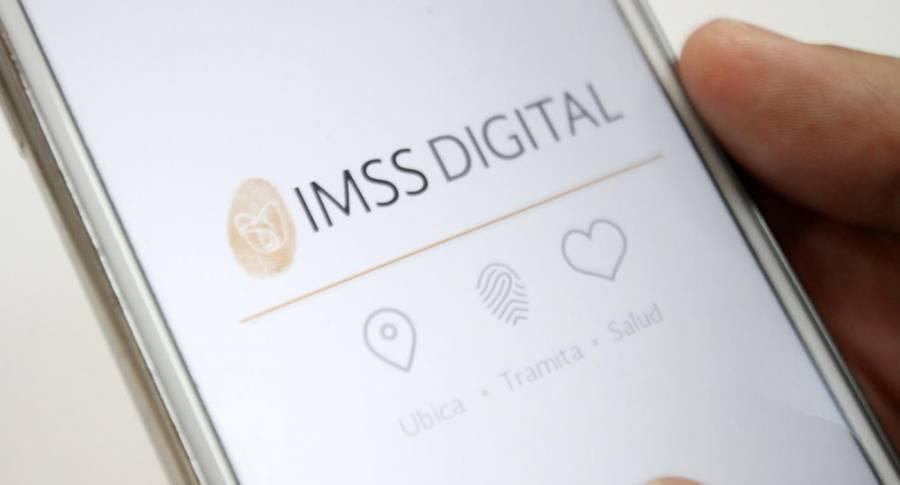El IMSS permite la corrección de datos vía remota