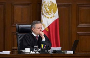 Zaldívar responde a Sánchez Cordero sobre la autonomía judicial