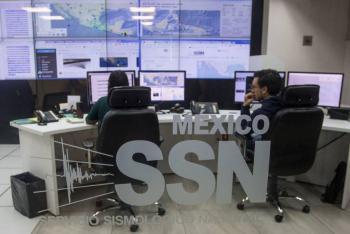 Se registran dos microsismos con epicentro Iztacalco; no hay reporte de daños