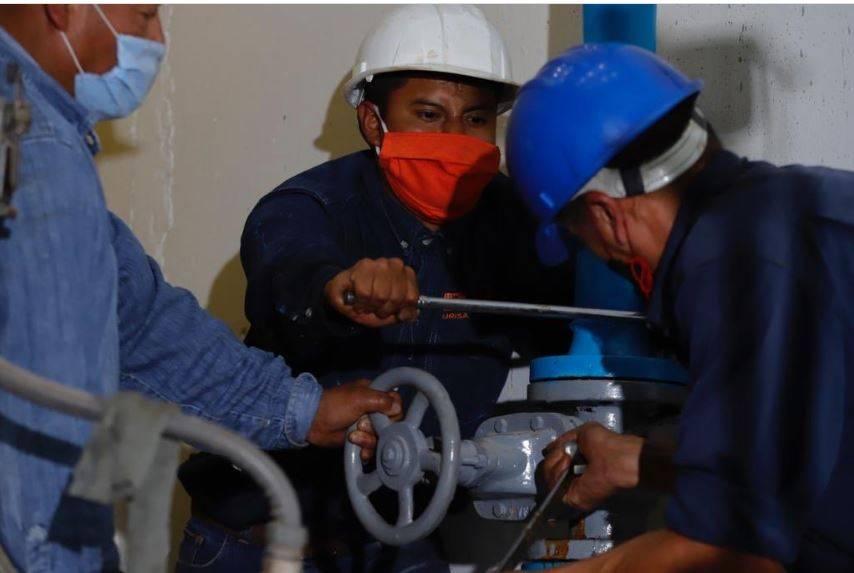 Conagua termina trabajos en Sistema Cutzamala y restablece servicio de agua