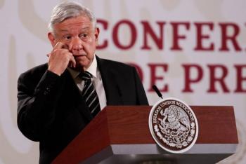 Monreal y Delgado ven difíciles las elecciones de 2021 sin AMLO