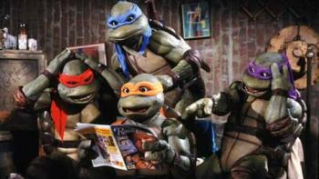 """Nickelodeon prepara película animada en 3D de las """"Tortugas Ninja"""""""