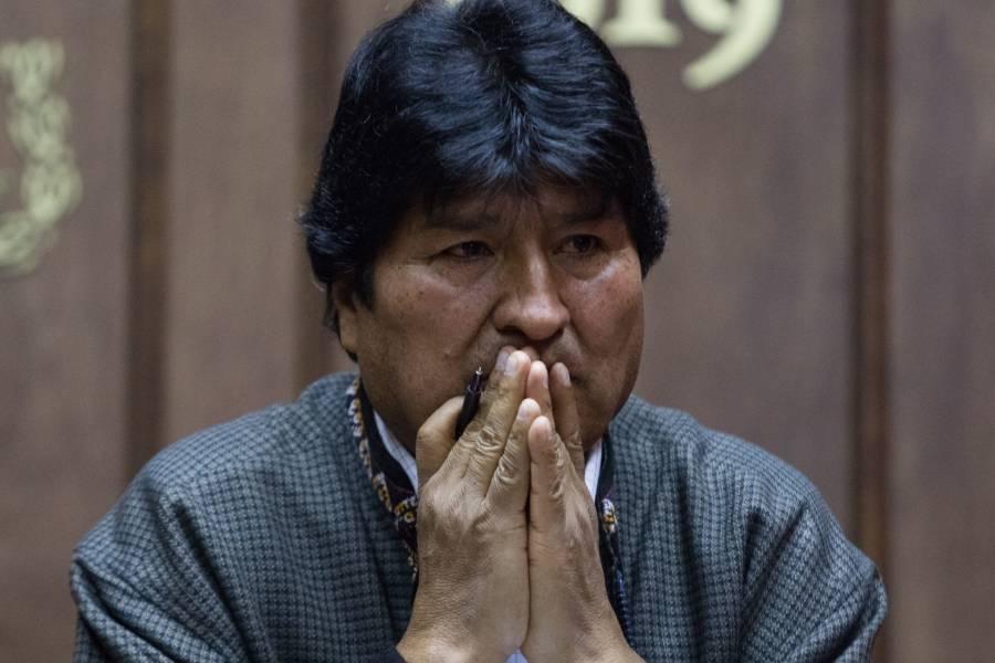 Evo Morales es acusado de terrorismo por la Fiscalía de Bolivia