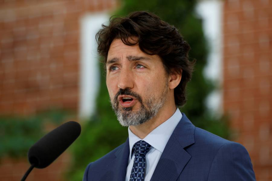 Trudeau desea éxito a EU y México en su próxima reunión