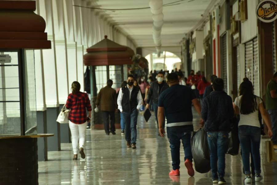 Se aprueban multas de 2,600 pesos y arrestos de hasta 23 horas por no usar cubrebocas en Toluca