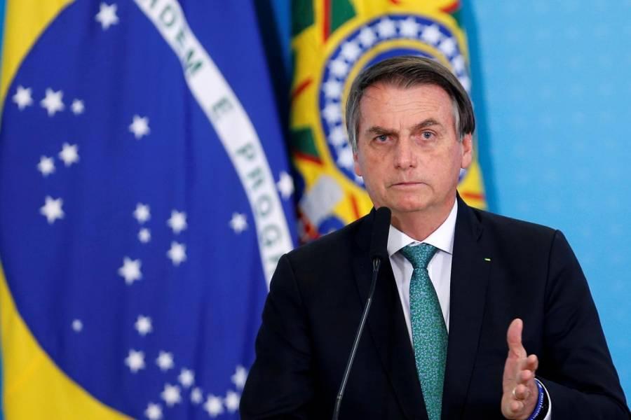 Jair Bolsonaro presenta síntomas de Covid-19, revela CNN