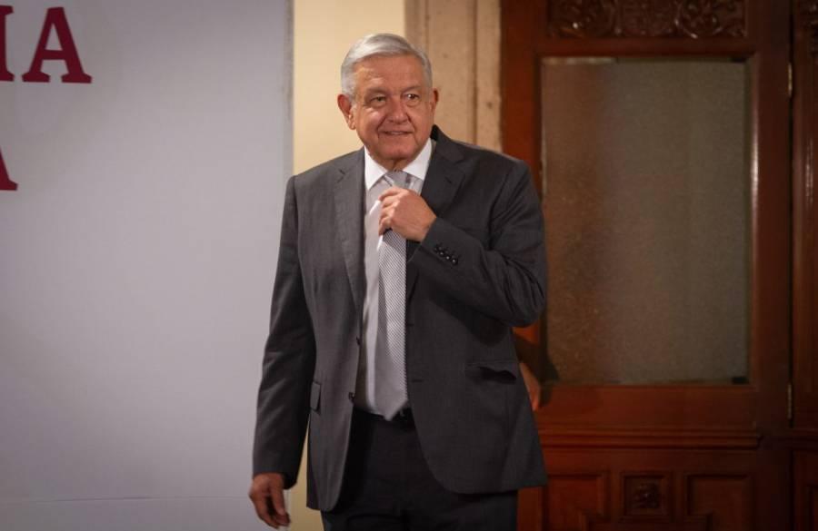 """""""Estaré al pendiente de elecciones limpias y libres"""": AMLO"""