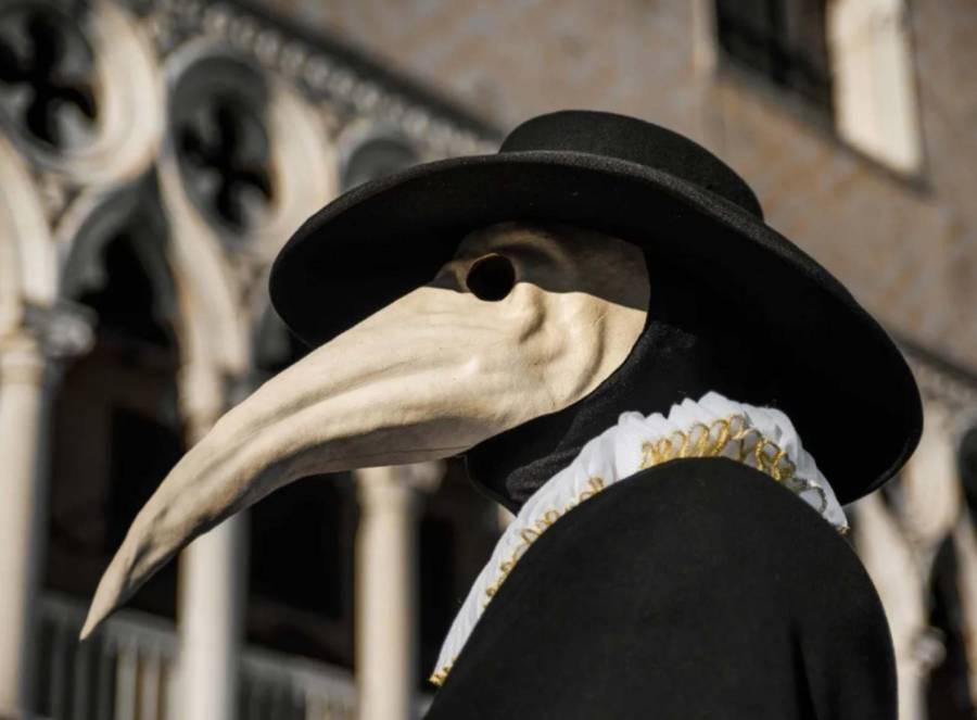 ¿Por qué la peste bubónica provocó alerta?
