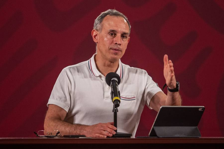 López-Gatell: Epidemia por Covid-19 podría alargarse hasta 2021