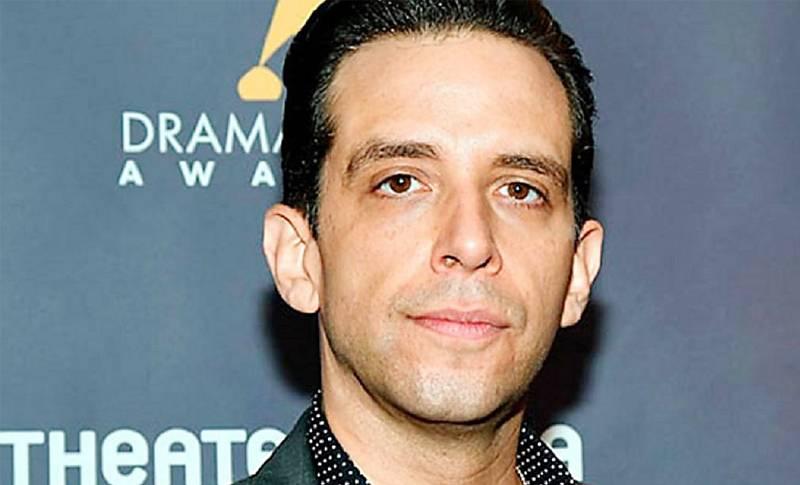 Fallece Nick Cordero a los 41 años por complicaciones del coronavirus