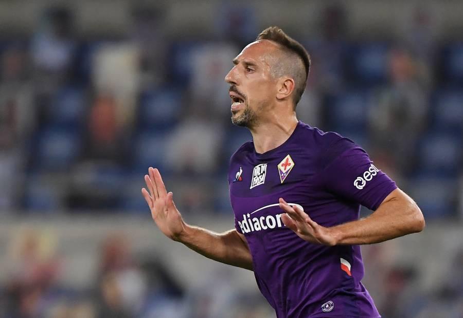 Ribéry denuncia robo en su hogar; dejaría a la Fiorentina
