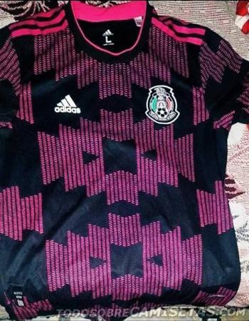 Filtran posible nuevo jersey de la Selección Mexicana
