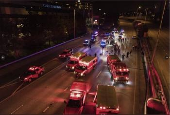 Violan cuarentena en bar de  EU y fiesta termina en tiroteo