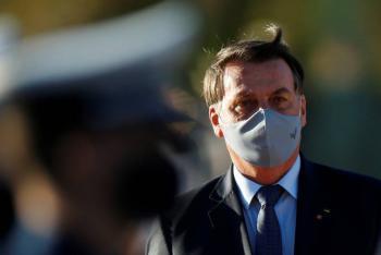 Bolsonaro se realiza cuarto test de Covid por presentar fiebre