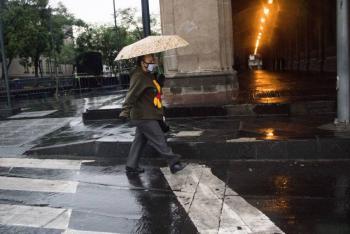 Prevén fuertes lluvias para la Ciudad de México