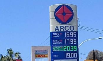 En México las ciudades con la gasolina más cara son Guaymas y Coatzacoalcos
