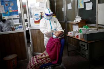 India se convierte en el tercer país con más casos de Covid-19