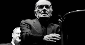 Qué películas famosas musicalizó Ennio Morricone