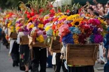 Feria de las Flores se pospone por Pandemia