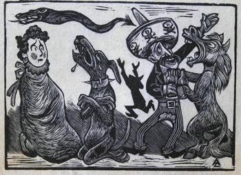 Ángel Zamarripa, caricatura y algo más…
