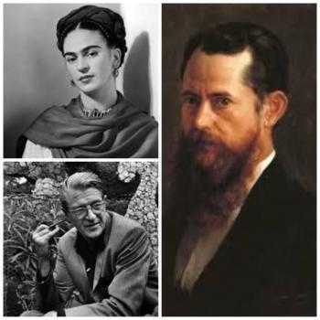 Tríptico de un 6 de julio: Kahlo, Velasco y O'Gorman