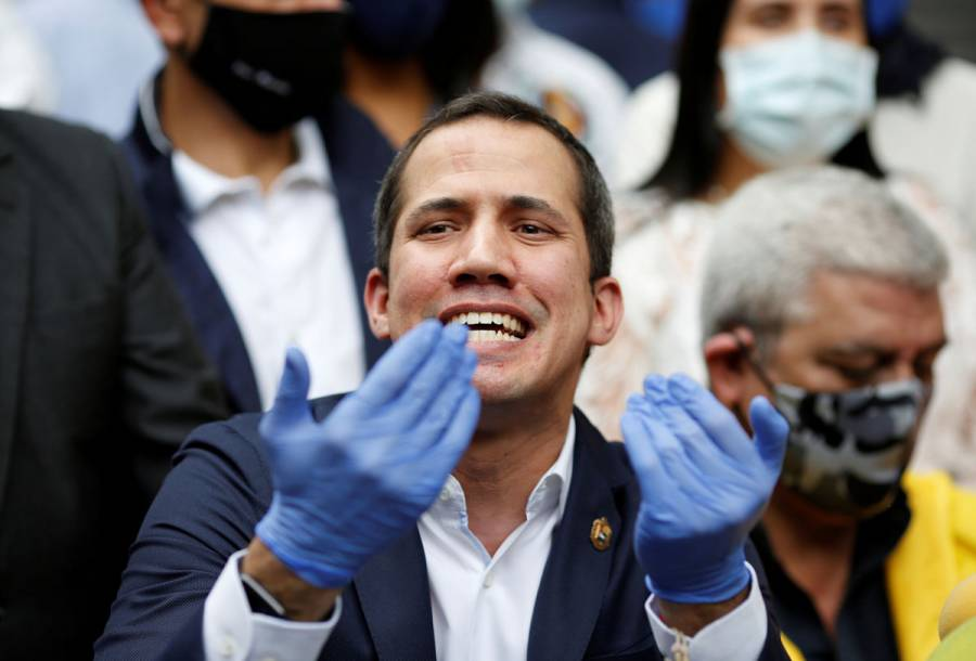 Máximo tribunal de Venezuela destituye a directiva del partido de Guaidó