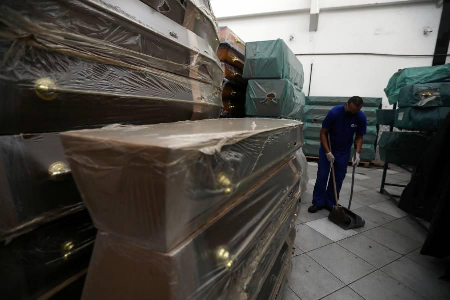 Brasil supera las 66 mil muertes por Covid-19