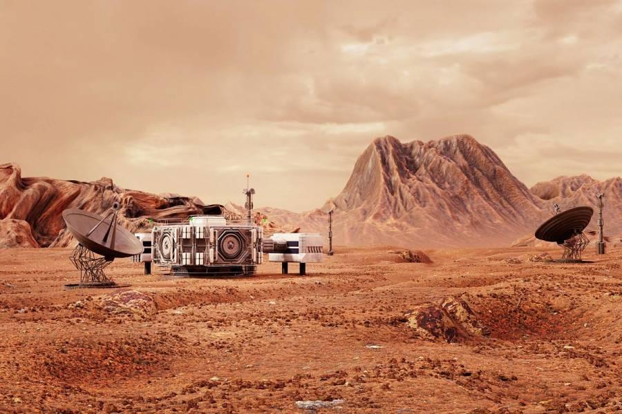 La NASA crea el primer helicóptero que volará en Marte