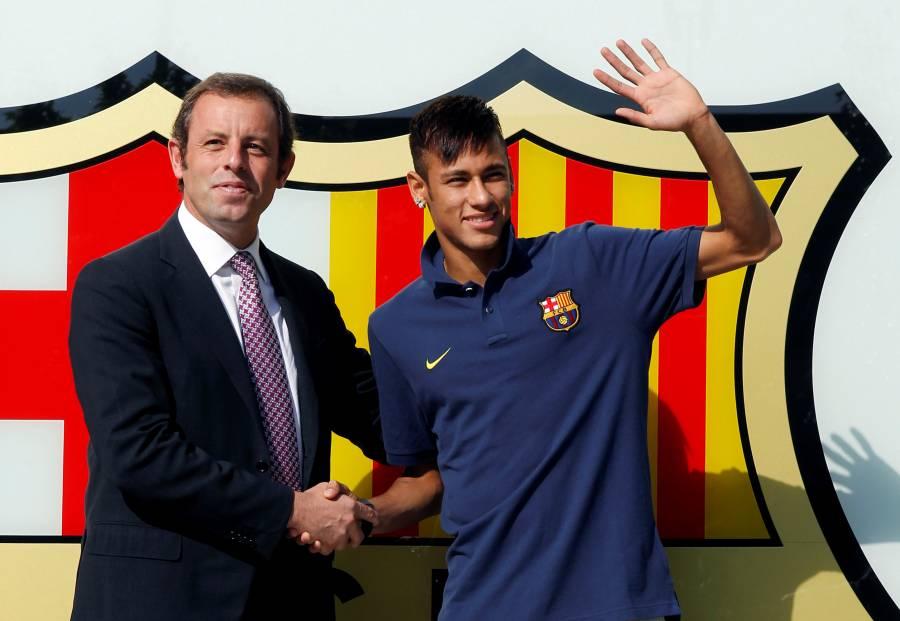 TAS rechaza denuncia del Santos contra el Barcelona por el fichaje de Neymar