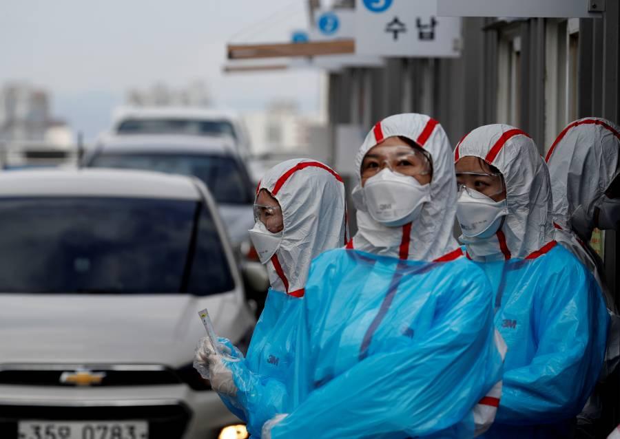Corea del Sur descubre sepa del Covid-19 más infecciosa