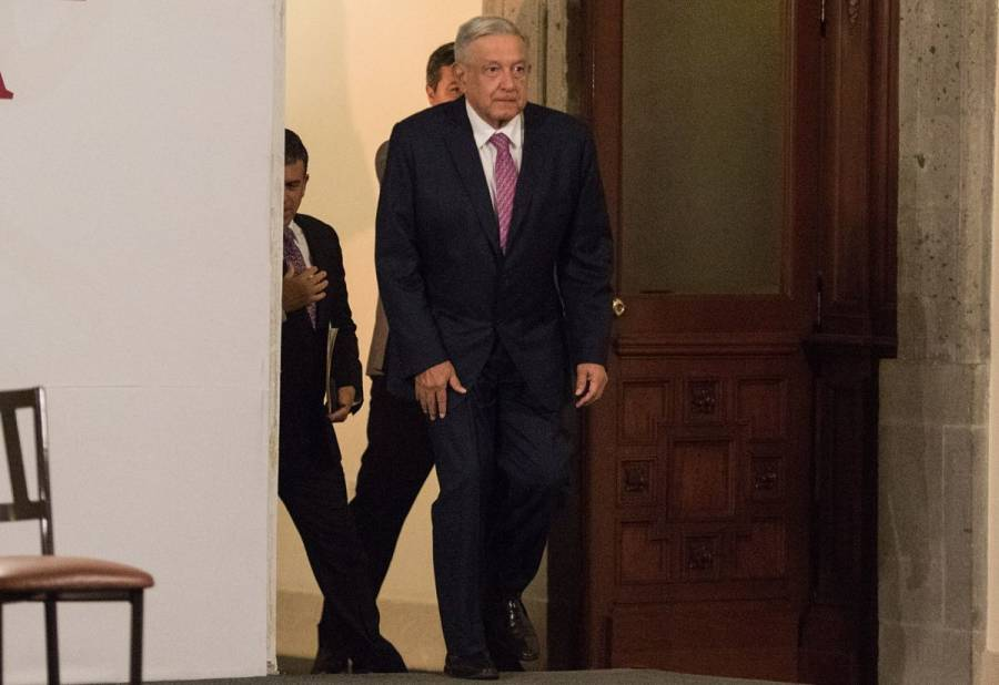 López Obrador da negativo en prueba Covid-19