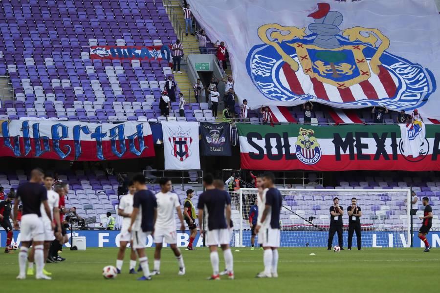 Afición rojiblanca acompañará a las Chivas en el Apertura 2020