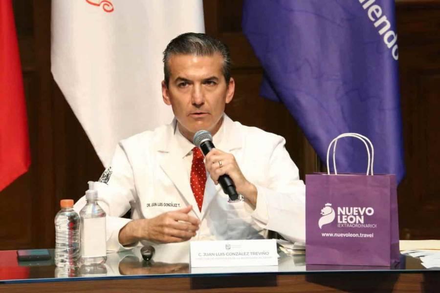 Da positivo a Covid-19 director de Hospitales de Nuevo León