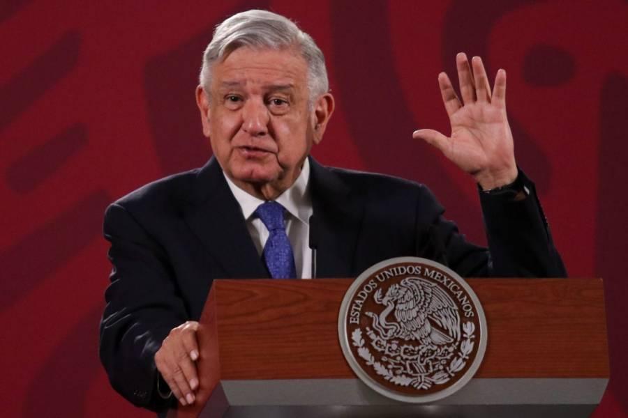 """""""No hay nada que temer, no somos entreguistas"""": AMLO sobre reunión con Trump"""