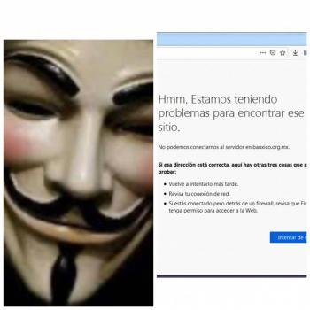 Reportan fallas en página de Banxico