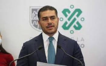 Tras atentado, dan de alta a García Harfuch