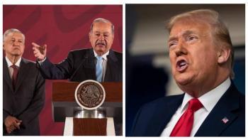 Carlos Slim acompañará a AMLO en cena con Trump