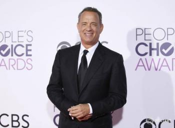 Tom Hanks dice no