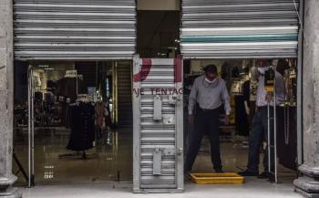 Cierran siete negocios en el Centro Histórico por incumplir medidas