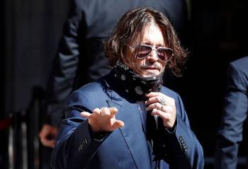 Johnny Depp demandará a tabloide británico por difamación