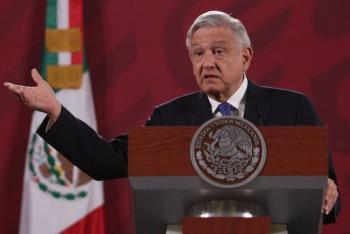 Reitera López Obrador que sí se logró aplanar curva de pandemia y del amarillismo