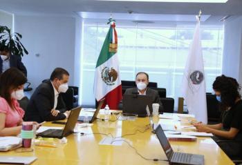Alfonso Durazo dice que urge mejorar de salarios para policías municipales