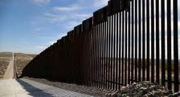 A 2 días de la visita de AMLO, Trump presume muro