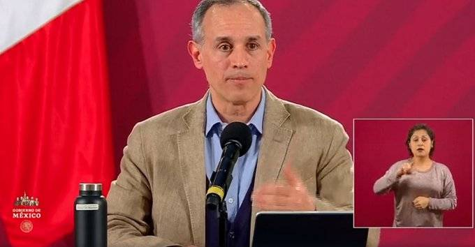 La epidemia en el conjunto del país se está desacelerando: López-Gatell