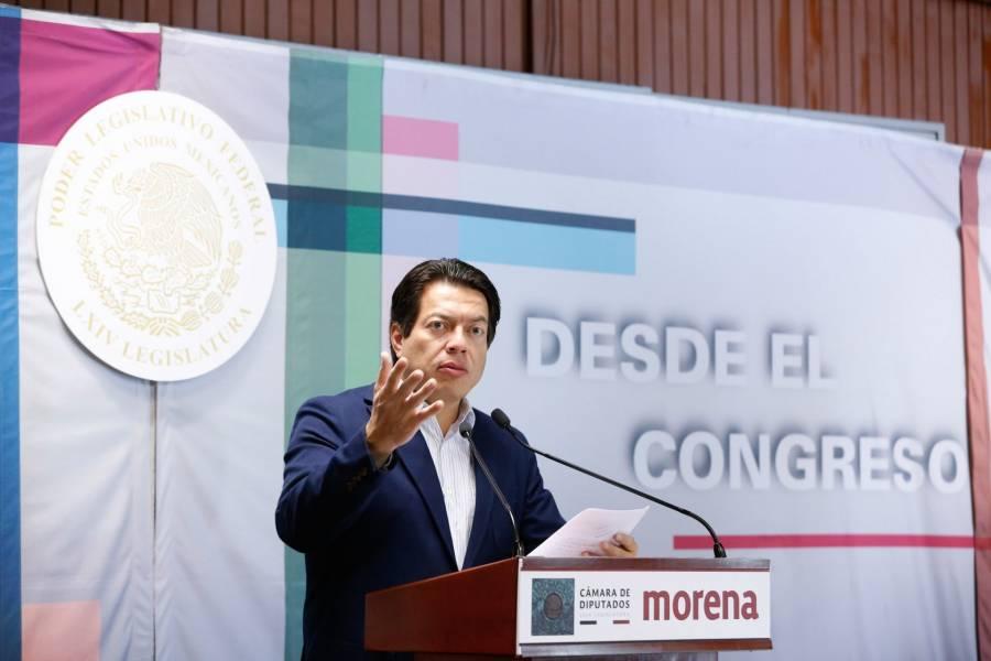 Traerá T-MEC grandes beneficios económicos a nuestro país: Mario Delgado