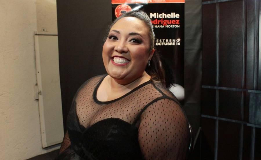 Desmienten rumores de que Michelle Rodríguez se vaya a la competencia